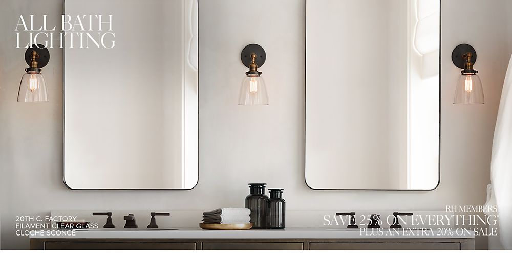 Bath Sconce Collections