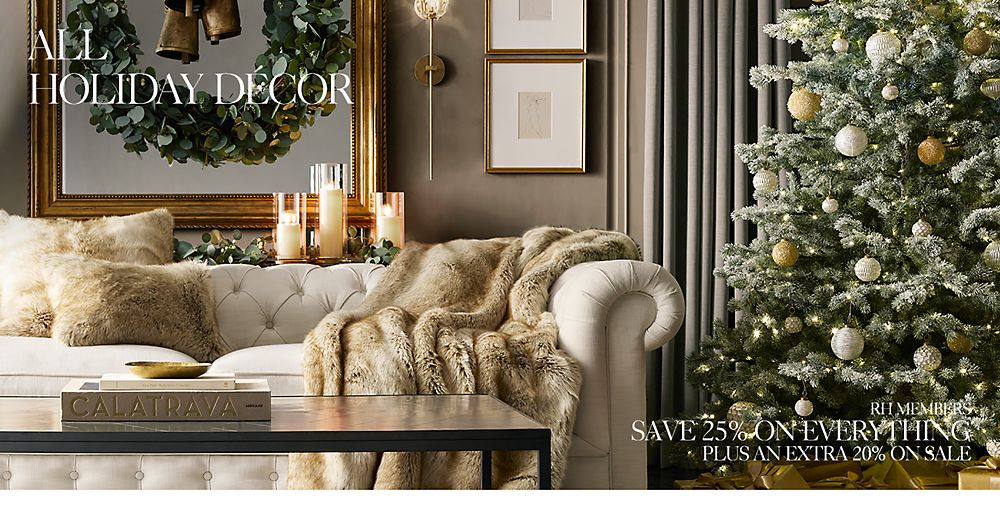 Shop All Holiday Decor