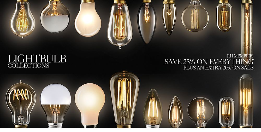 Shop Lightbulb Collections