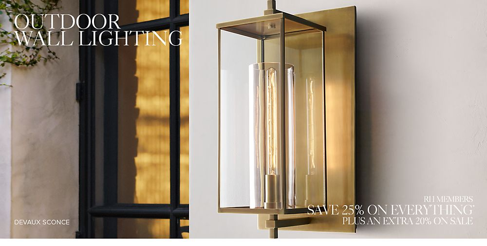 Shop Outdoor Lighting Collections