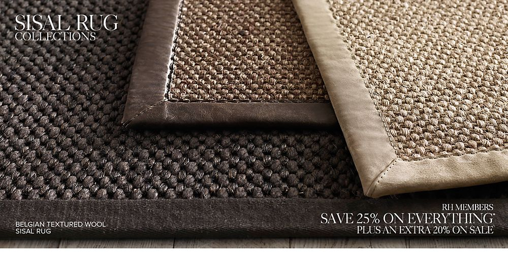 Shop All Sisal Rugs